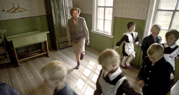 Стареющие Архангельские учителя