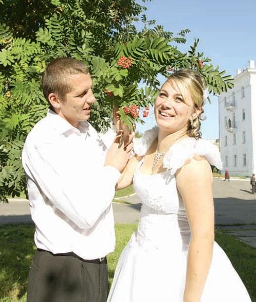 рябиновая свадьба, архангельск