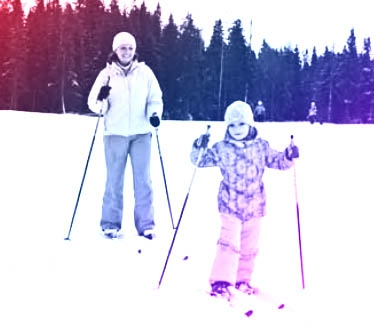 Архангельск лыжи